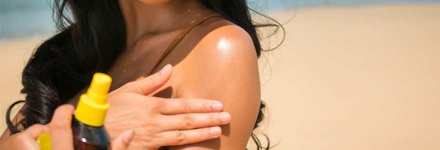 choisir sa crème solaire bio